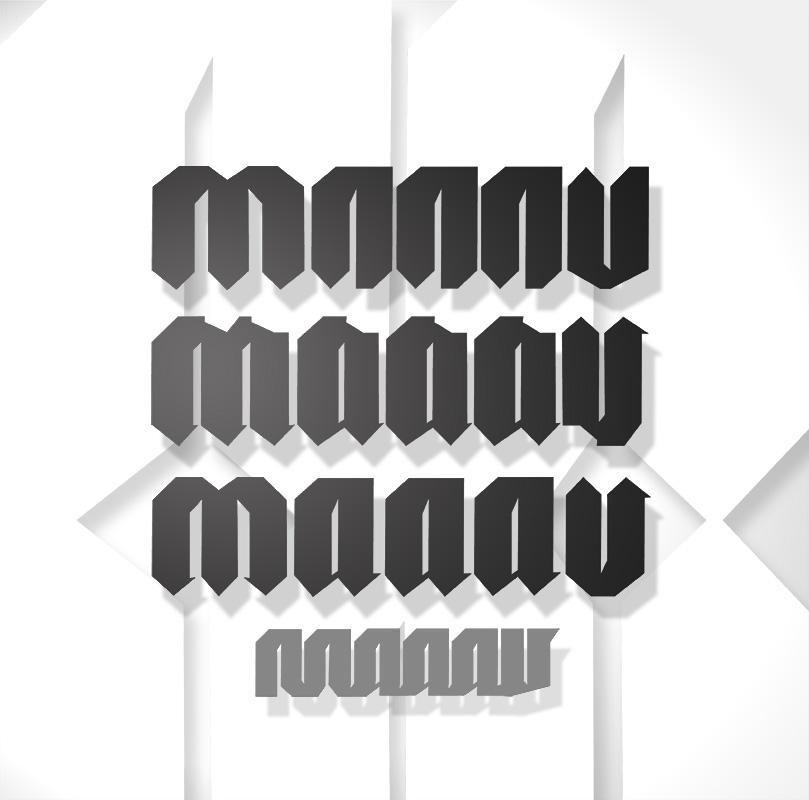 MaaaV_NeoGothCarré