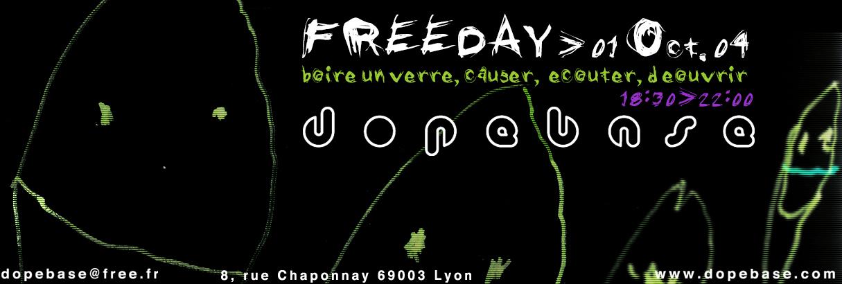 freeday10-04